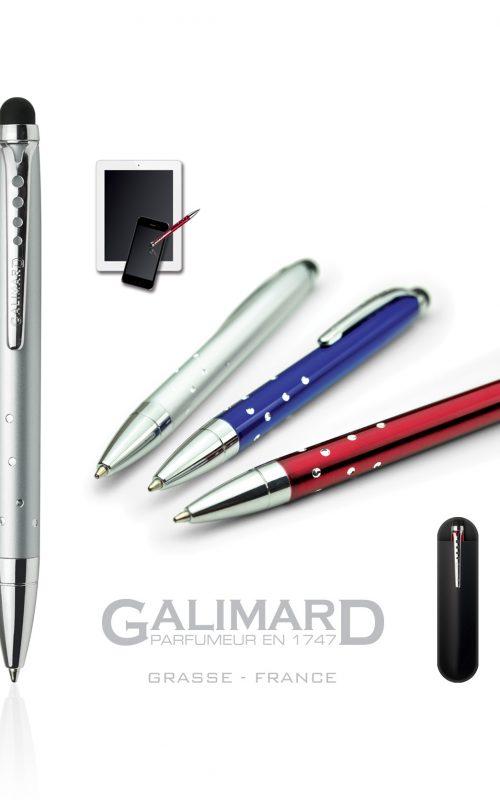 stylo à bille galimard